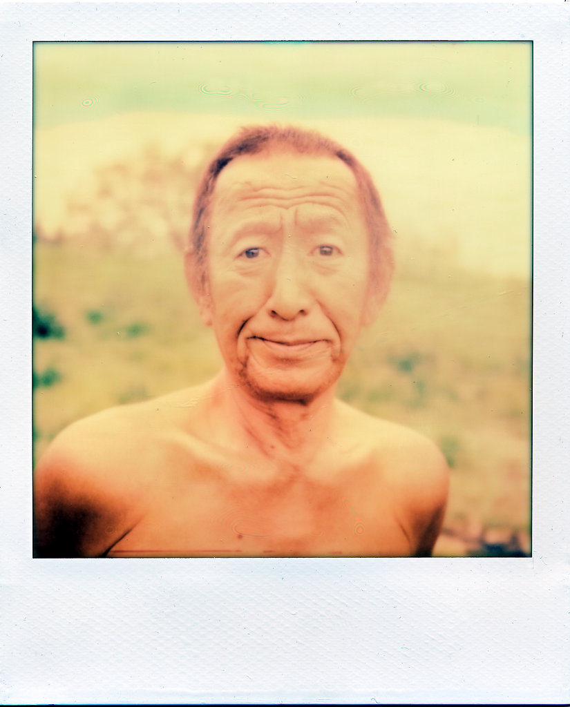 Polaroid Man